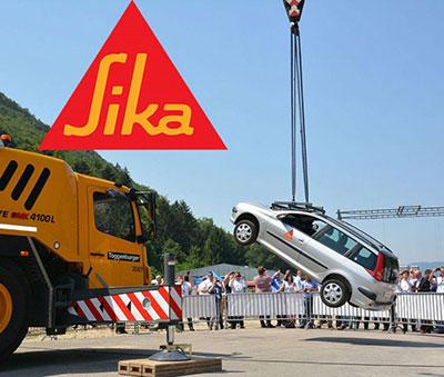 sika windscreen glue
